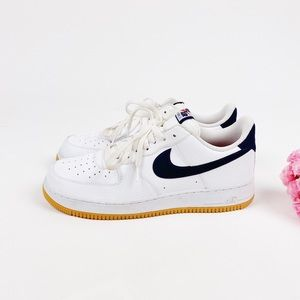 Nike 2019 Air Force 1 '07 Low Shoes Trainers